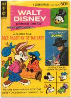 Walt disney comics digest 76