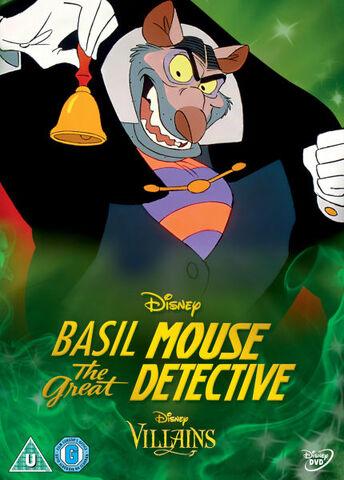 File:The Great Mouse Detective Disney Villains 2014 UK DVD.jpg