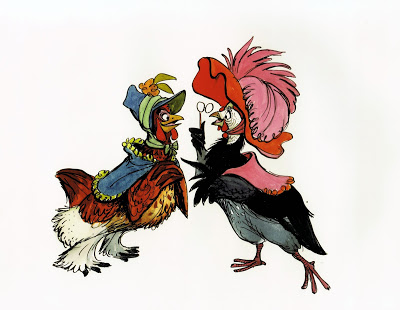 File:Chanticleer Two Hens (2).jpg