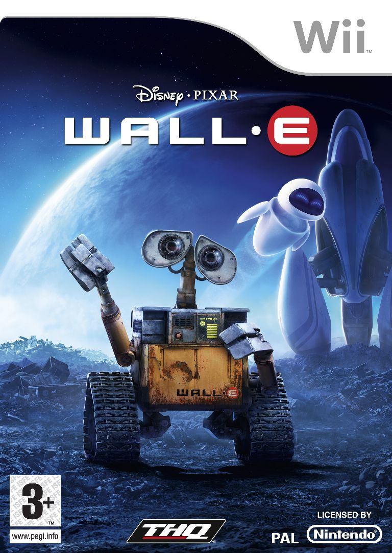 WALL-E (video game) : Disney Wiki : FANDOM powered by Wikia