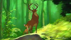 BambiII Copyright Disney