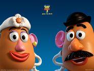 Toy Story 3 Potato Heads