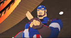 Captain America AUR 75