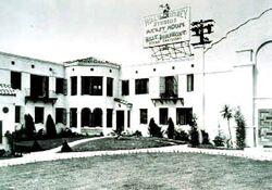 Disney Studios 1930