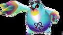 Kooma Panda (Rare) KH3D