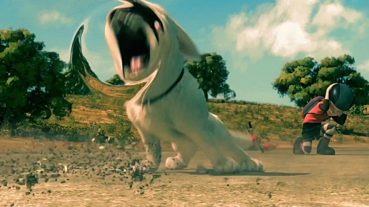Image - Bolt (film) Bolt super bark.JPG | Disney Wiki