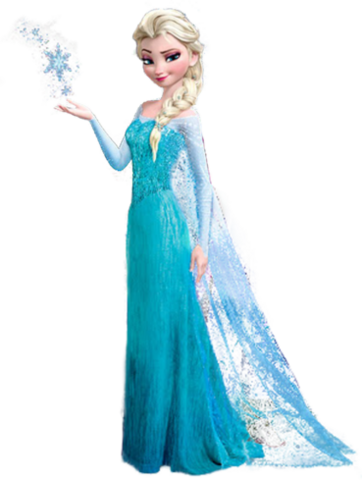 File:Elsa with snowflake pose.png