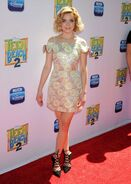 Grace-phipps-at-teen-beach-2-premiere-in-burbank 1