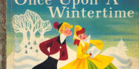 Once Upon a Wintertime (Little Golden Book)