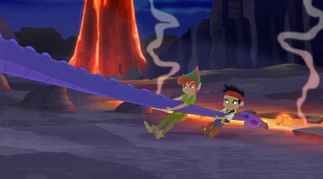 File:Peter&Jake-Jake saves Bucky.jpg