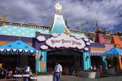 TDL Peter Pan's Flight