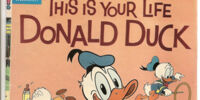 This is Your Life, Donald Duck (animation)