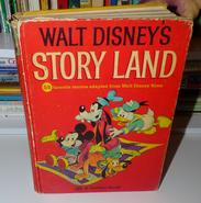 Walt disney's story land