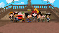 Pirates of Badbeard