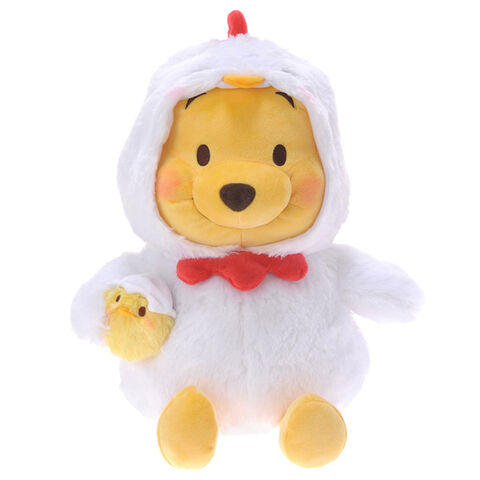 File:Year of the Rooster Pooh stuffed toy with chick.jpg