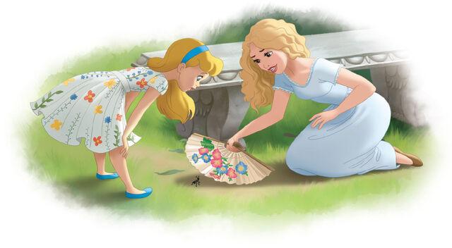 Image - Little Cinderella 3.jpg | Disney Wiki | Fandom ...