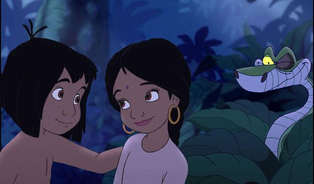 File:Mowgli Shanti and Kaa the Python A Newfound Motive by syfynut-d7gbbco.jpg