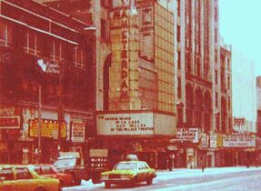 New Amsterdam 1985