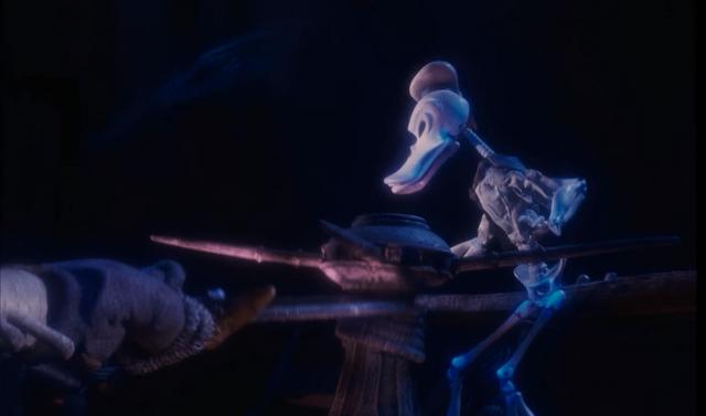 File:Skeleton Donald Duck.png