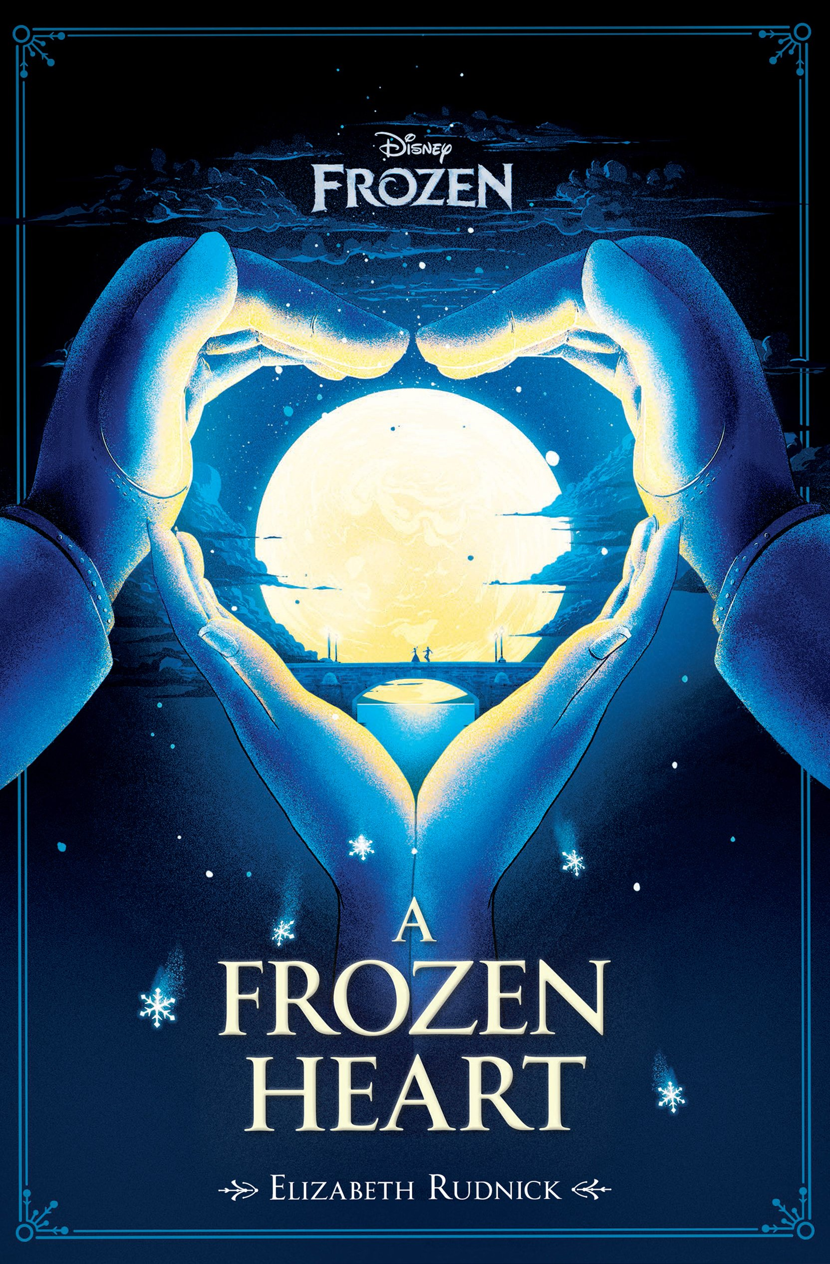 A Frozen Heart Disney Wiki Fandom Powered By Wikia