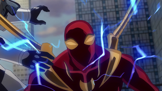 File:Amadeus Cho as Iron Spider 6.png