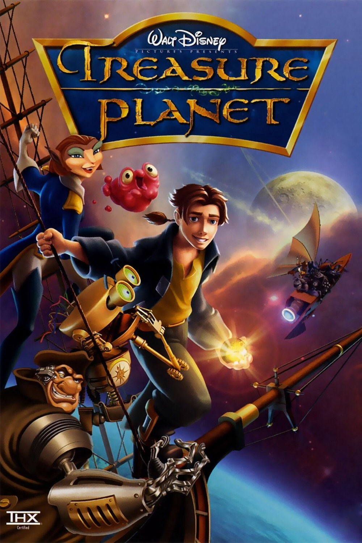 Treasure Planet Video Disney Wiki Fandom Powered