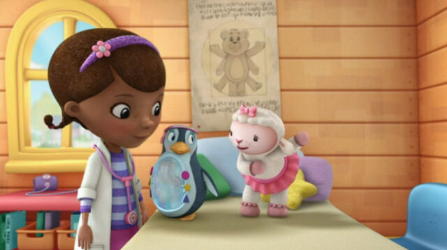 File:Doc, lambie and waddly penguin.jpg