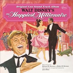 Happiest Millionaire Soundtrack