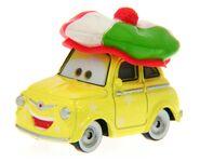 Luigi With Hat Toy