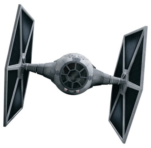File:Rebels TIE Fighter Fathead 1.png