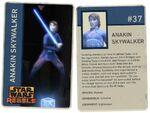Anakin Skywalker Card