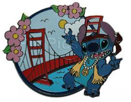 File:Disney Auctions - Stitch US Cities ( Stitch in San Francisco ).jpeg