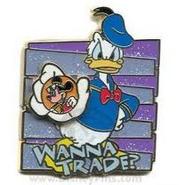 Donald pin