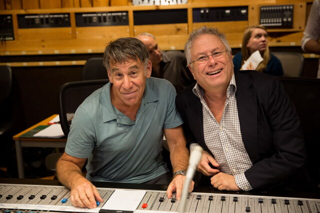 File:Stephen-Schwartz-and-Alan-Menken Photo-by-Nathan-Johnson.jpg