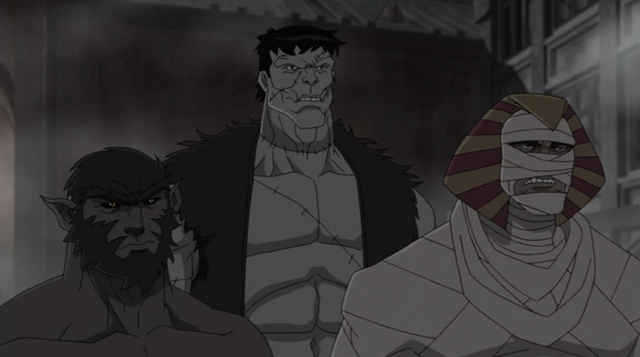 File:The Howling Commandos in the past AOS.png
