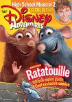 Disney Adventures Magazine cover August 2007 Ratatouille
