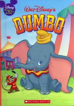 Dumbo wonderful world of reading 2