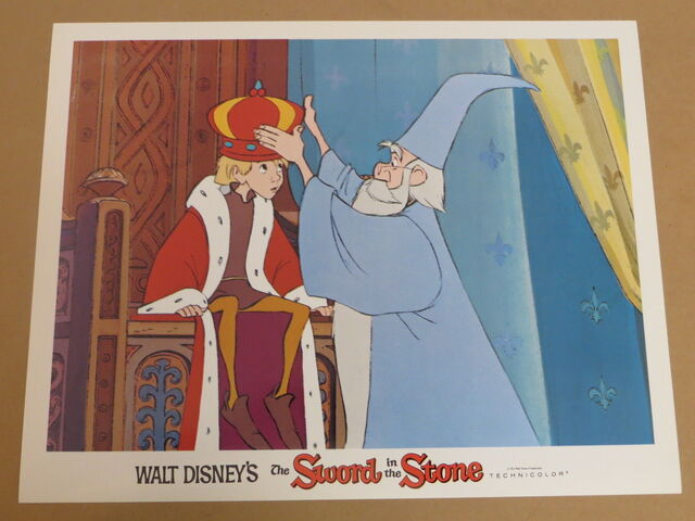 File:The sword in the stone lobby card.jpg