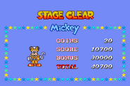 Disney's Magical Quest 2 Starring Mickey and Minnie Stage Clear 2