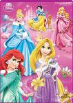 Disney princess choco