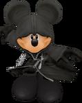 King Mickey (Black Coat) 2 KHII