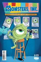 MonstersInc LaughFactory Issue 2B