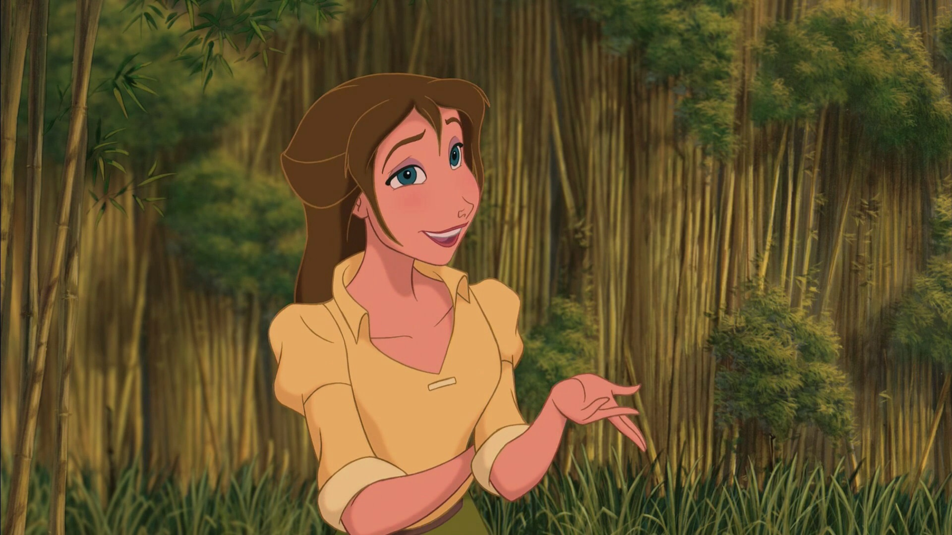 Jane Porter Disney Wiki Fandom Powered By Wikia