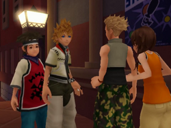 A Promise with Hayner 02 KHII