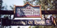 The Hunchback of Notre Dame: Festival of Fools