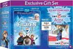 Frozen Blu-Ray Combo Pack