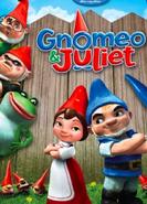 Gnomeo & Juliet DVD