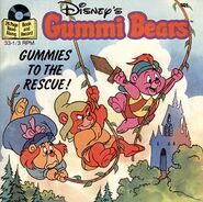 Gummies to the Rescue Cover