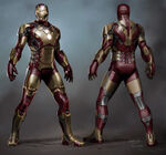 Iron Man IM3 Concept Art 1