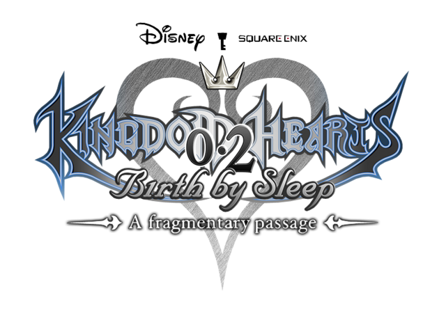 File:Kingdom Hearts Birth by Sleep 0.2 A fragmentary passage Logo.png
